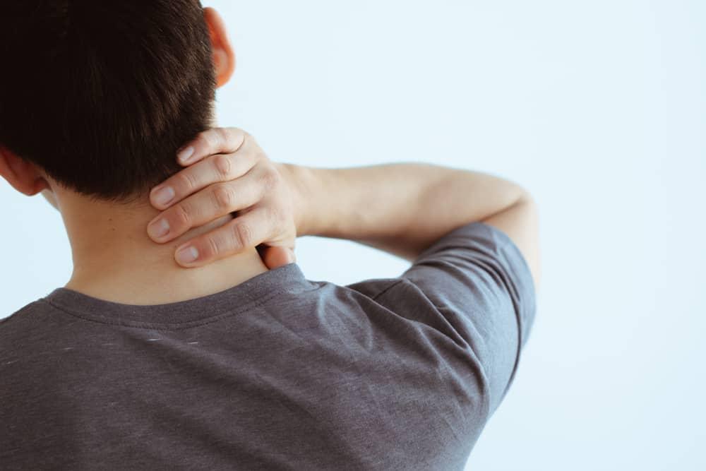 muncul benjolan di leher